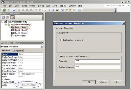 window VBA MS Excel