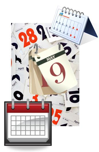Calendar MSO ClipArt