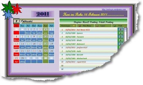 KalenderExcel