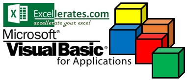 VBA microsoft visual basic for application excel